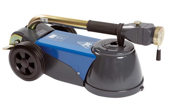 portable air hydraulic jack
