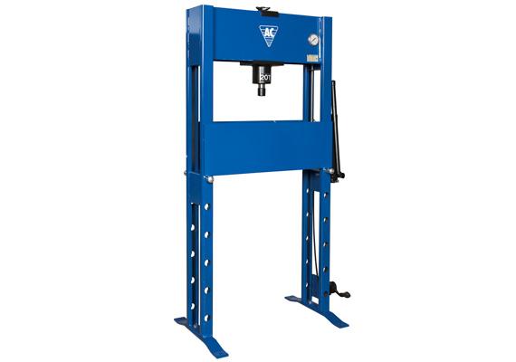 16 tonne press