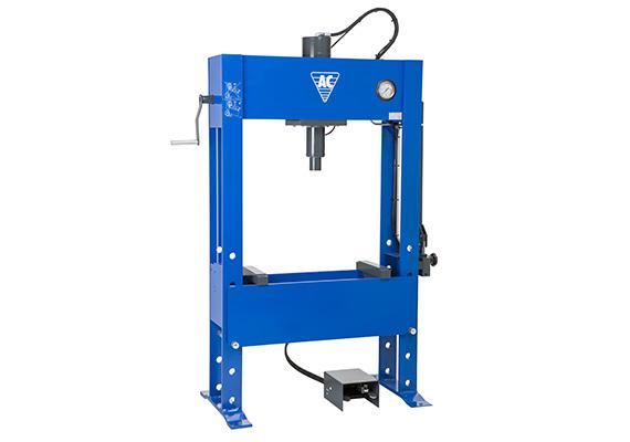 40 tonne press