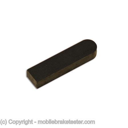 BM20200 Mobile Brake Tester Groove