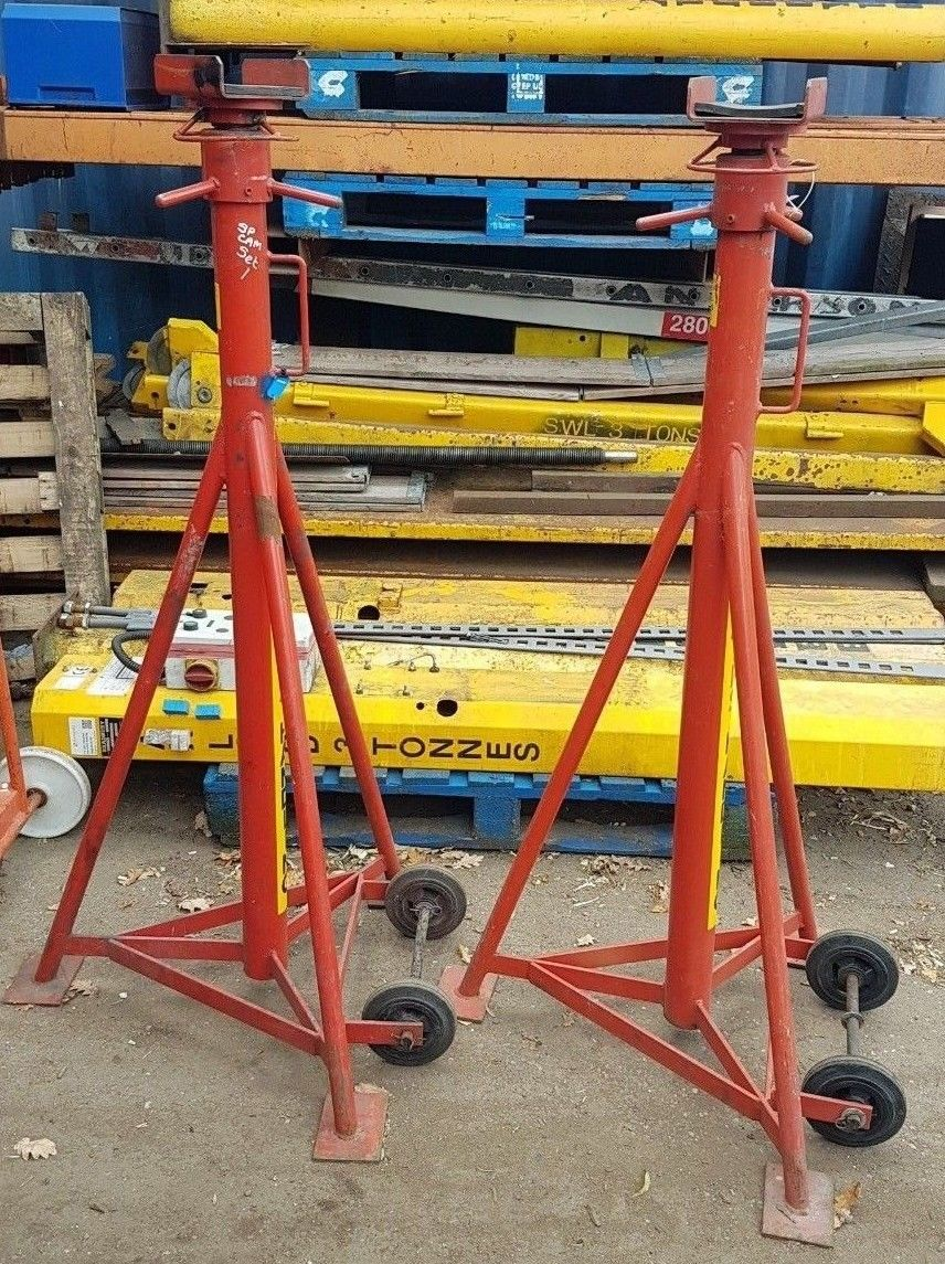 used somers axle stands